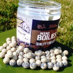 Carp Only Kulki do method feeder 8mm White Fish Pellet 100g