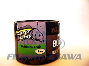 Carp Only Kulki do method feeder HALIBUT&CRAB 8mm/ 100g